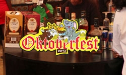 Oktoberfest Setup 16:00 (thursday)